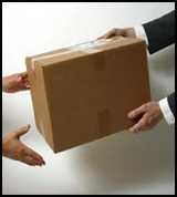 personal assistant helping with courier services in Denver